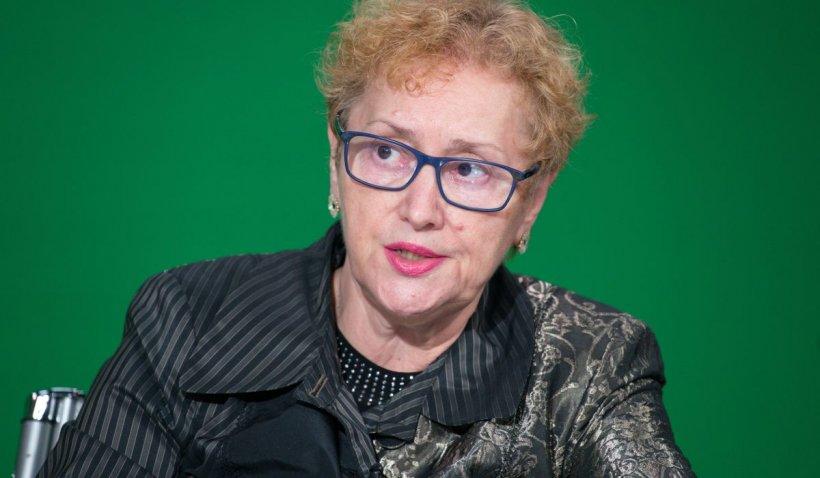 CCR o repune în funcția de Avocat al Poporului pe Renate Weber