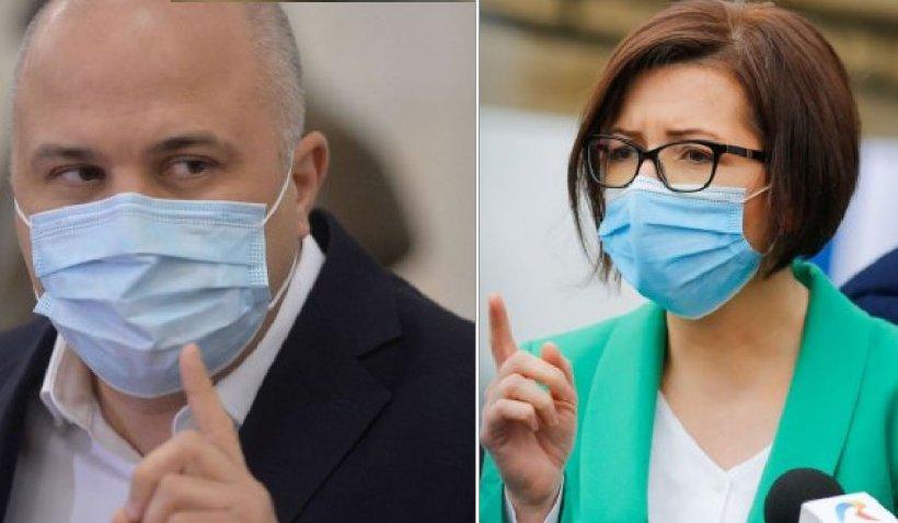 Emanuel Ungureanu cere demisia Ministrului Sănătăţii: Ioana Mihăilă ne minte, ne ignoră mesajele şi este inacceptabil