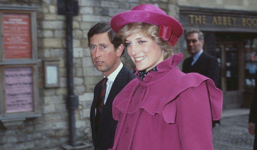 O femeie a păstrat în secret una dintre mașinile prințesei Diana. A vândut-o acum în cadrul unei licitații