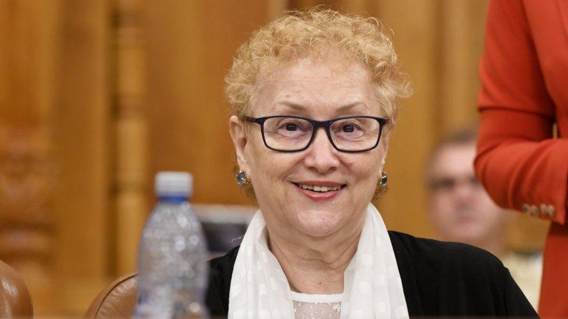 Iulia Motoc susţine decizia CCR în cazul lui Renate Weber