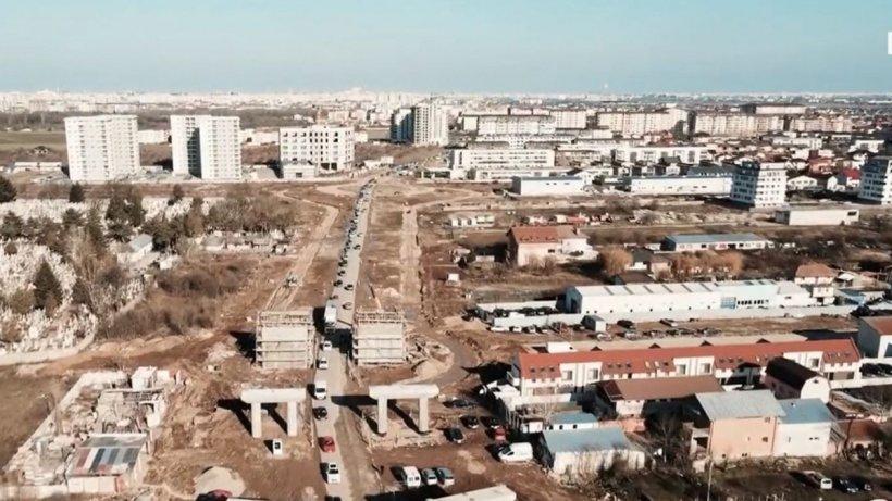 """Şoseaua de centură reabilitată doar pe jumătate. Al doilea episod din campania """"România, drum închis"""""""