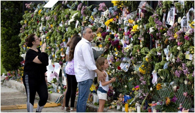 Bilanţul victimelor clădirii prăbușite de lângă Miami a ajuns la 12 morți