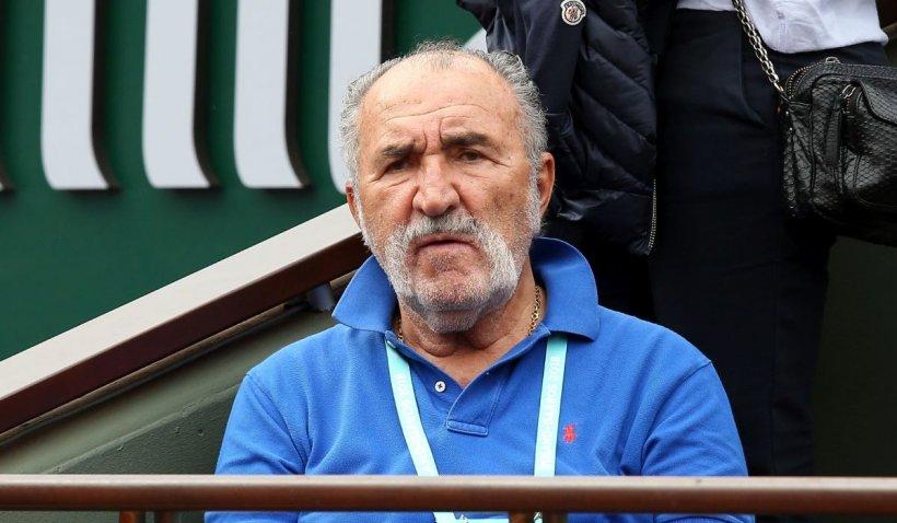 """Ion Țiriac, alte cuvinte dure pentru Serena Williams: """"Trebuie să ai puțină decență"""""""