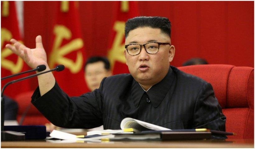 Kim Jong Un concediază oficiali după  pentru neîndeplinirea unor sarcini neclare legate de pandemie