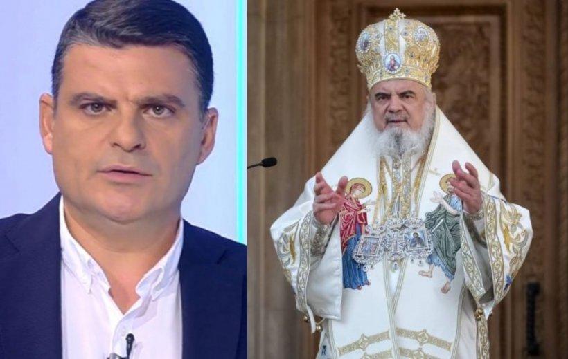 Radu Tudor: Patriarhul Bisericii Ortodoxe Române, Preafericitul Daniel, s-a vaccinat?