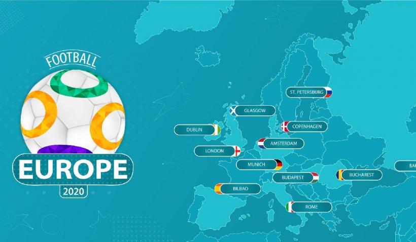 """EURO 2020 este blamat că ajută la răspândirea accelerată a Covid-19. UEFA, catalogată de germani drept """"complet iresponsabilă"""""""