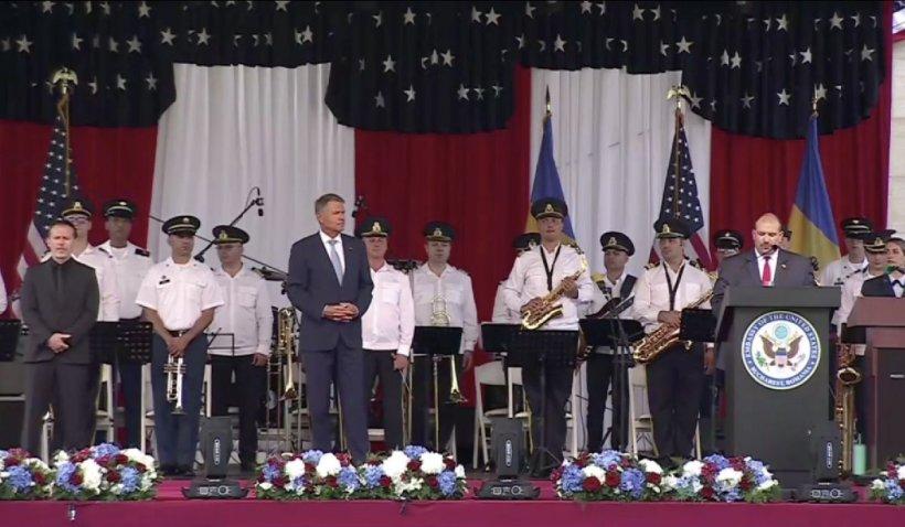 Un oficial american a susținut de față cu Iohannis și Cîțu că România nu e la masa liderilor europeni