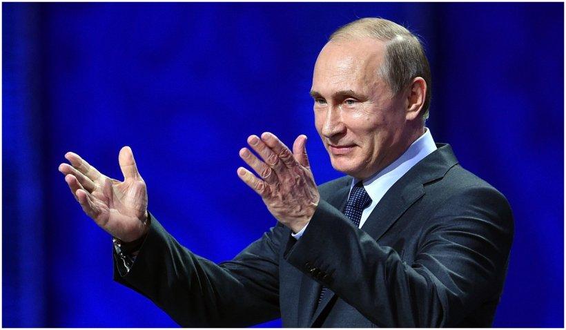 """Putin: """"Sancțiunile Occidentului asupra Rusiei ne-au ajutat"""""""
