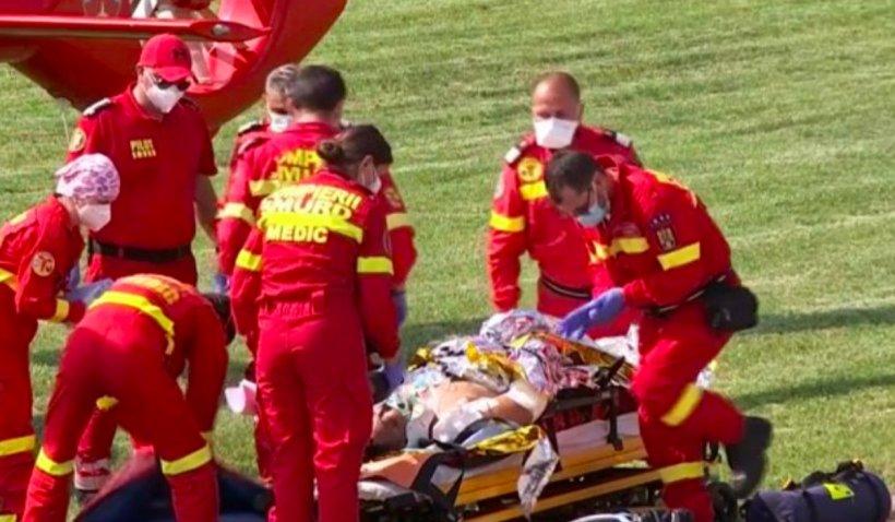 """Explozie Petromidia. Familia bărbatului rănit grav cere transferul în străinătate: """"Autoritățile trebuie sa accepte ca nu avem tot ce ne trebuie pentru astfel de cazuri"""""""