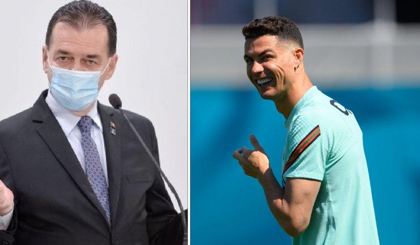 """Ludovic Orban s-a comparat cu Ronaldo la alegerile PNL din Piatra Neamţ: """"Fără el, Real Madrid nu a mai câștigat niciun Champions League"""""""