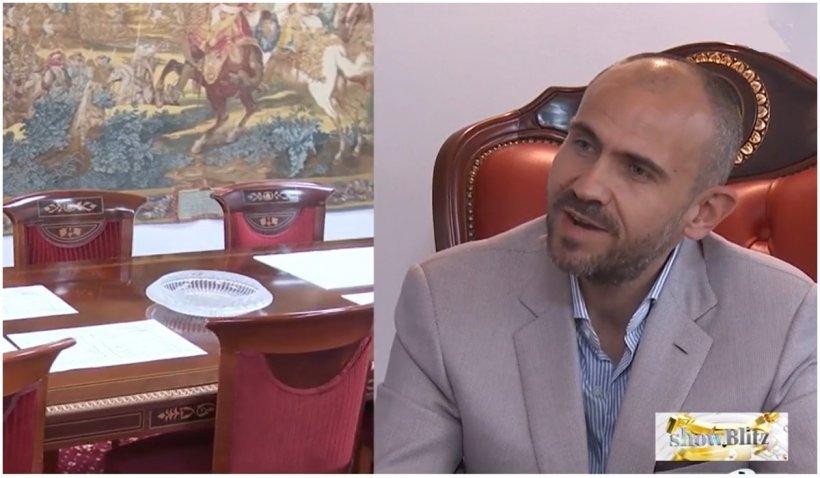 Milionarul pasionat de artă, Florin Belu, își arată casa de milioane de euro