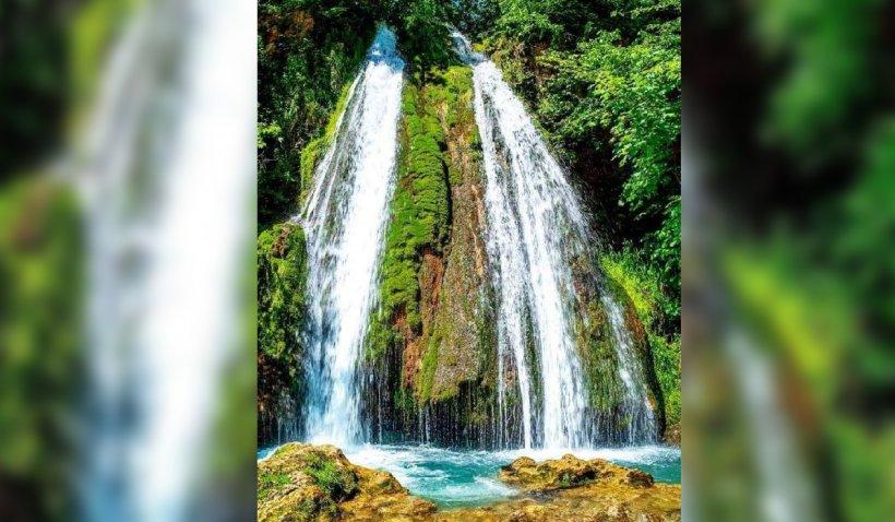 O minune naturală de lângă Cluj ar putea detrona cascada Bigăr