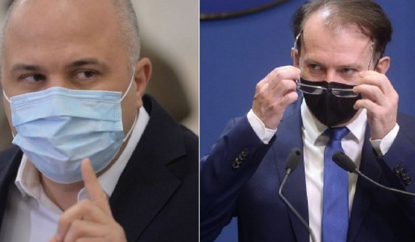 """Emanuel Ungureanu: """"Premierul se laudă în mod deșănțat că a rezolvat transferul celor doi mari arși"""""""