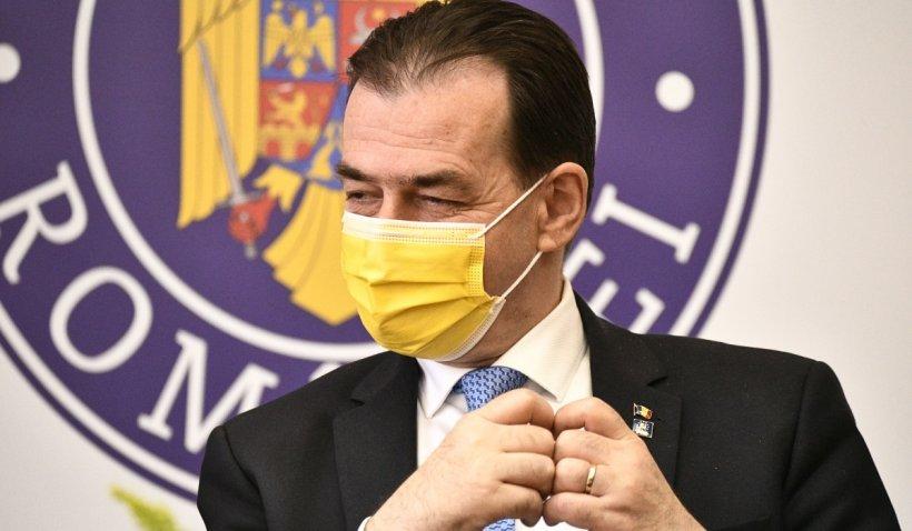 """Ludovic Orban critică partenerii de guvernare ai PNL: """"De multe ori parcă nu s-au născut aici"""""""