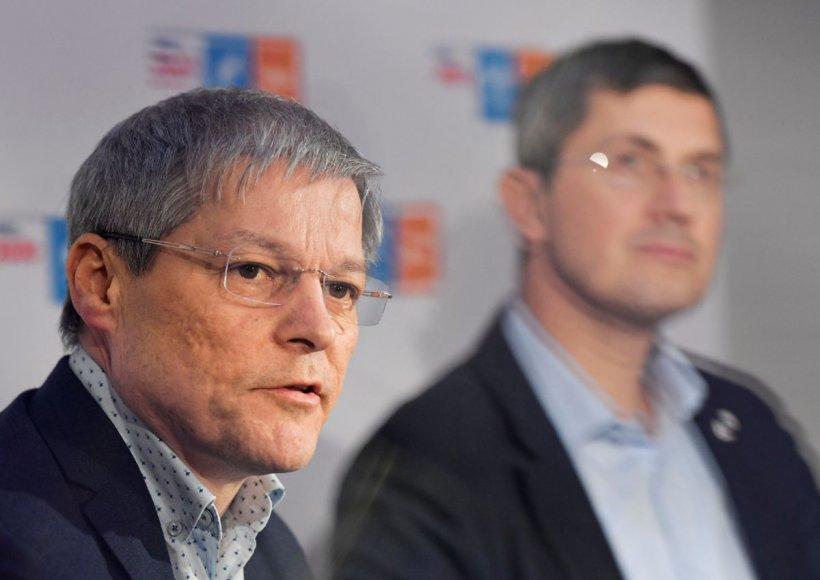 """Dacian Cioloș, anunț surpriză pentru Dan Barna: """"Candidez, o să candidăm amândoi, e mai bine pentru USR PLUS"""""""
