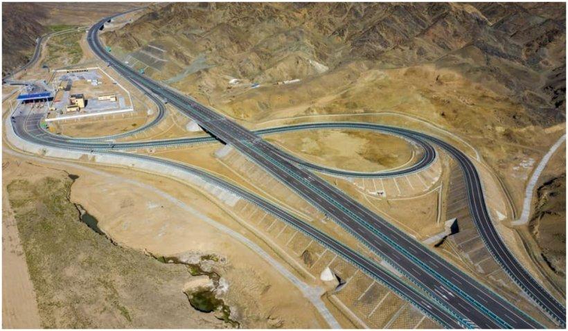 A fost inaugurată cea mai lungă autostradă din lume