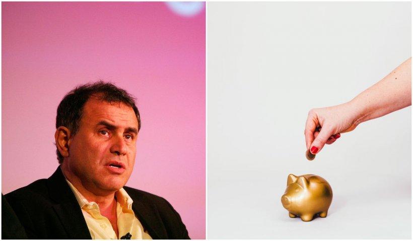 """""""Vine mama tuturor crizelor"""", avertizează economistul de top Nouriel Roubini"""