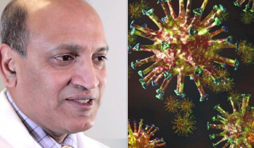 """Medicul infecţionist Vishnu Chundi, interviu la News Hour with CNN: """"Această nouă variantă schimbă lucrurile"""""""