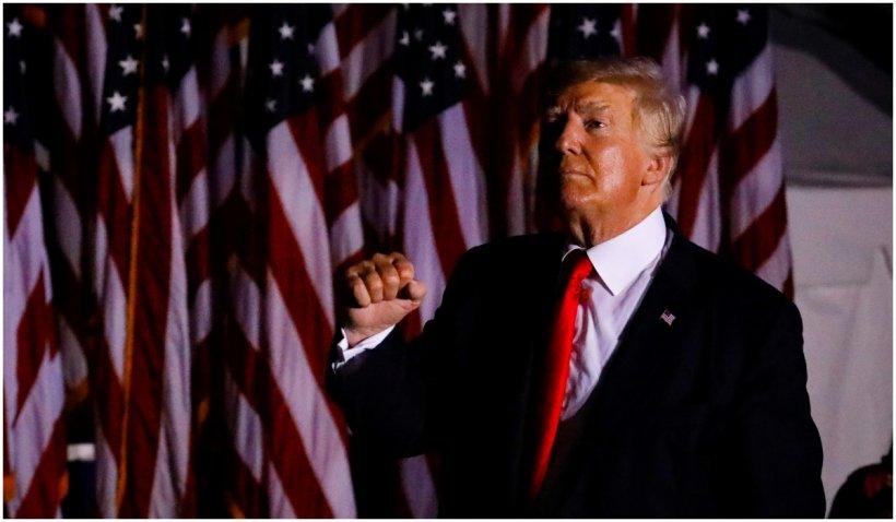 Eșec de proporții pentru Donald Trump: platforma lui socializare, GETTR, a fost piratată