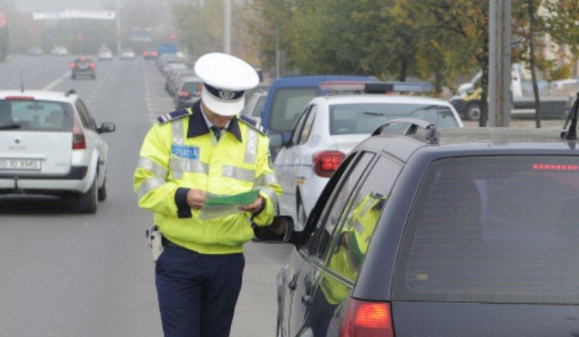 Șofer din Buzău, prins de polițiști că circula cu 200 km/h. Acesta s-a ales cu o amendă de aproape 3.000 de lei