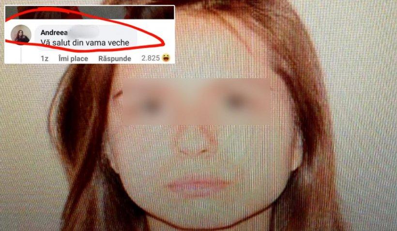 """Tânără dată dispărută de familie şi căutată de Poliţie, mesaj pe Facebook: """"Vă salut din Vama Veche"""""""