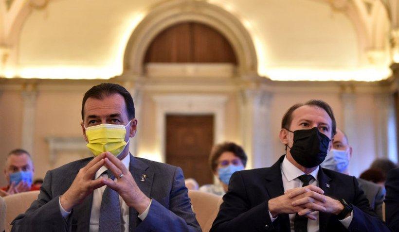 """Florin Cîţu, atac dur la Orban: """"Aşa am ajuns în PNL, să-ţi fie teamă. Ăsta nu e liberalism. Asta e dictatură"""""""