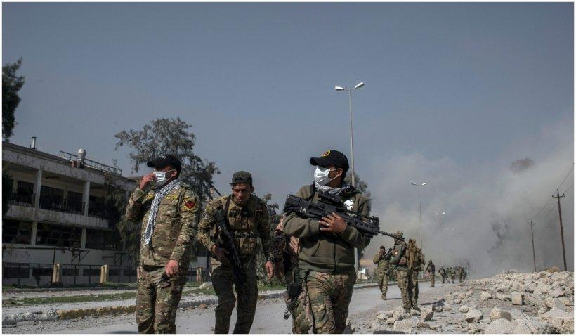 Baza militară Ain Al-Assad din Irak, atacată cu 14 rachete