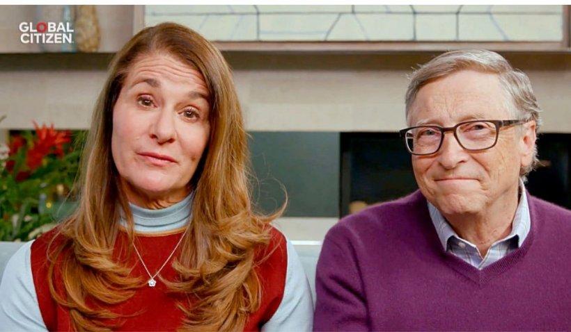 Bill Gates ar putea să o dea afară pe Melinda din fundația pe care o dețin împreună, în 2023