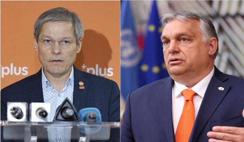 """Dacian Cioloș anunță că aprobarea PNRR elaborat de Ungaria a fost suspendată de Comisia Europeană:  """"Nu vrem să sponsorizăm cleptocrația lui Viktor Orban"""""""