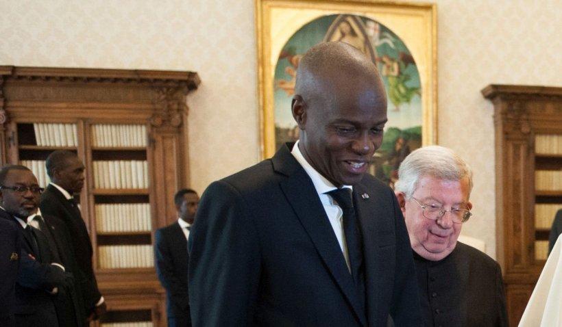 Președintele din Haiti a fost asasinat