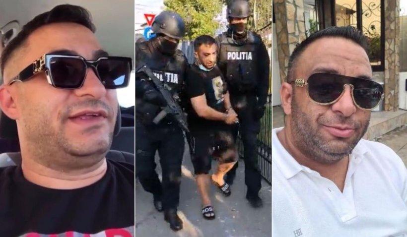 Elvis Pian, fratele lui Emi Pian, a fost reţinut de Poliţie pe autostrada Soarelui