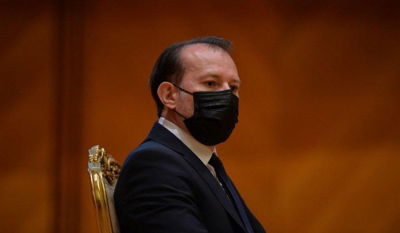 Florin Cîțu vrea să trimită Corpul de Control la Ministerul Finanțelor