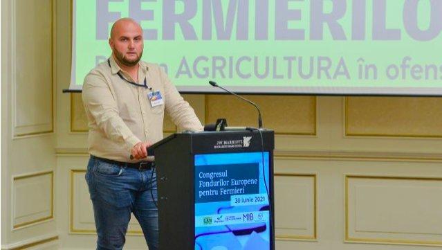Tânăr fermier din Arad: O bancă franceză îmi acordă credit cu dobândă 0,99%, la una românească cea mai mică e 9%