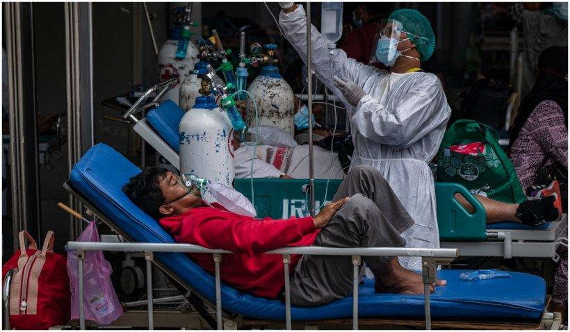 Tunisia anunţă că sistemul sanitar este în colaps, după o înmulţire rapidă a cazurilor de COVID-19