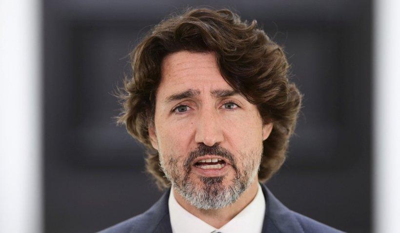 Turiştii nevaccinaţi nu vor putea intra în Canada pentru mult timp, anunță premierul Trudeau