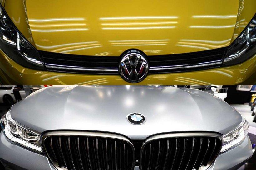 Volkswagen și BMW amendate de UE cu 875 de milioane de euro
