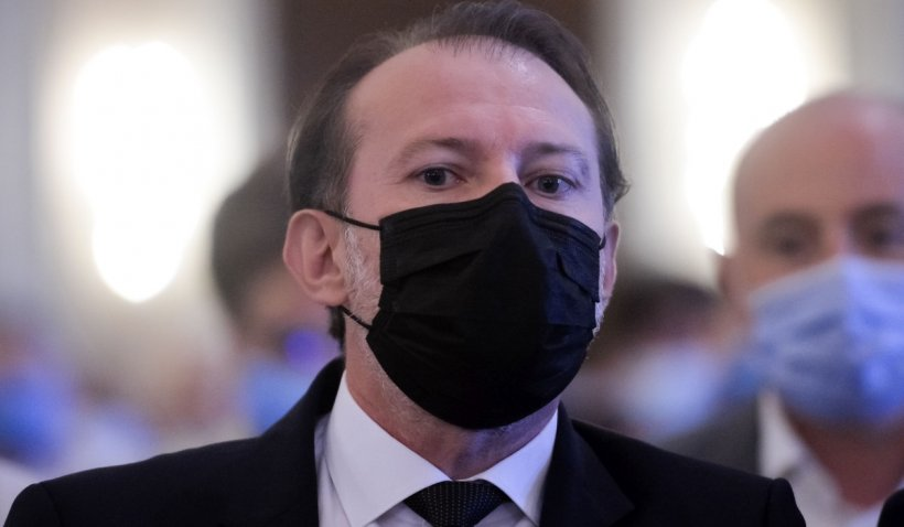 Florin Cîţu îşi preia atribuţiile de ministru interimar al Finanţelor