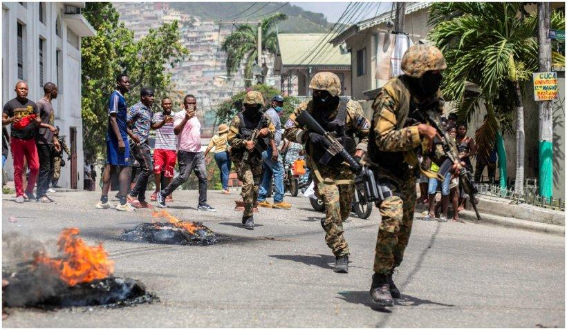 Mercenarii care l-au asasinat pe preşedintele din Haiti: Doi americani şi 26 de columbieni