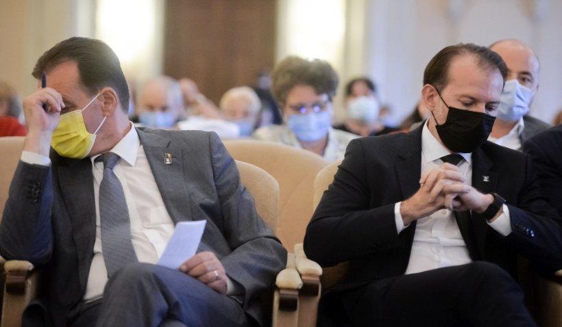 Orban, avertisment pentru Cîțu: Să înceteze orice fel de utilizare a pârghiilor guvernamentale pentru a reprima colegi care mă susţin