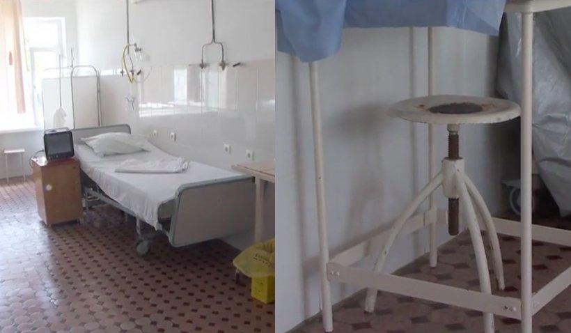 Sancțiune halucinantă la Spitalul Turnu Măgurele, după dezvăluirile făcute de Antena 3
