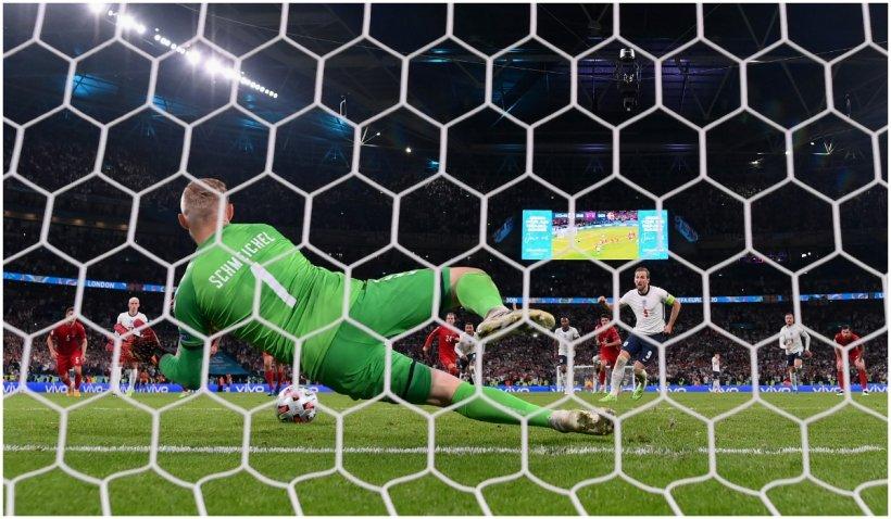 UEFA a deschis o investigație după penalty-ul controversat din partida Anglia -Danemarca