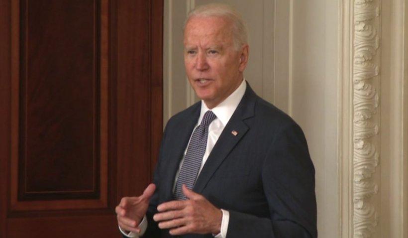 """Joe Biden a discutat cu Vladimir Putin despre hackerii din Rusia. Biden: """"Tonul a fost cordial"""""""