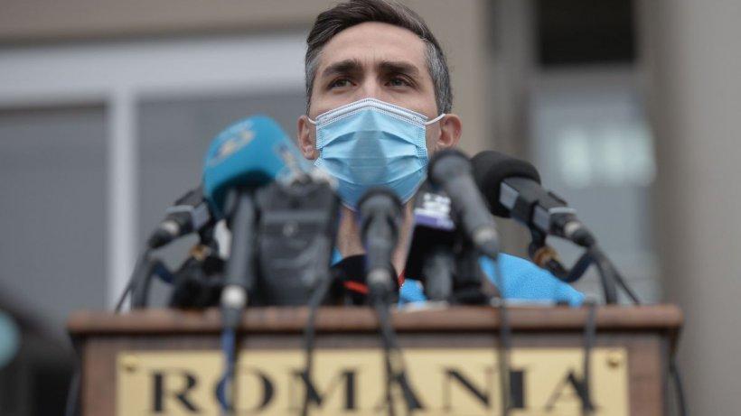 Reacţia dr. Valeriu Gheorghiţă, despre problemele cu inima din cauza vaccinului pe bază de ARN mesager