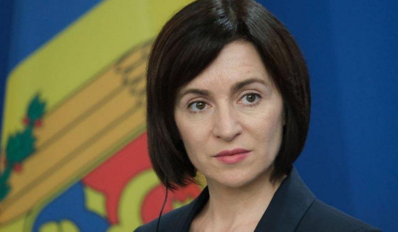 Maia Sandu primește amenințări din Moscova, după ce comuniștii au pierdut controlul în Republica Moldova