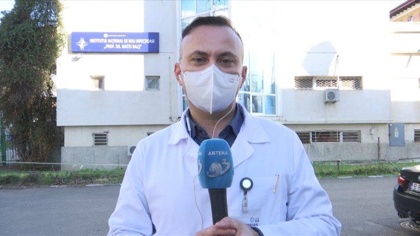 Medicul Adrian Marinescu anunţă când se pot vaccina românii cu a treia doză de vaccin anti-COVID