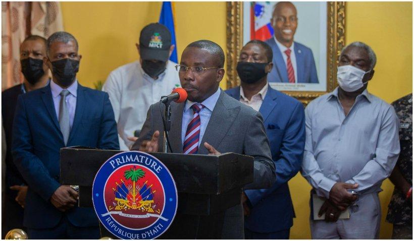 Poliția haitiană a arestat un suspect ce ar fi orchestrat asasinarea președintelui Moise