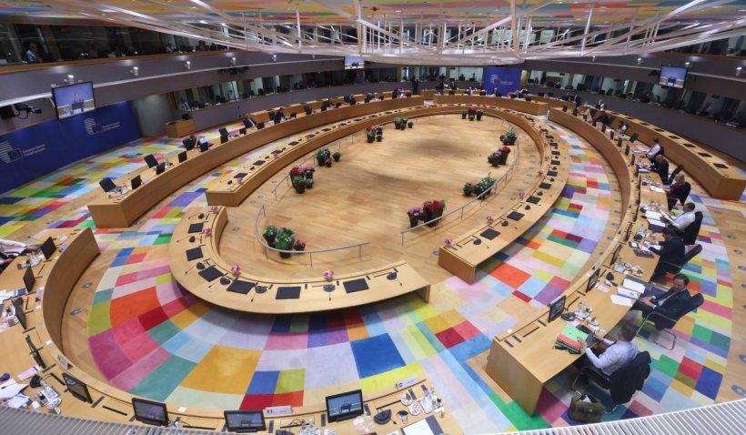 Consiliul UE a dat undă verde pentru primele plăţi destinate redresării țărilor membre, după pandemia COVID-19