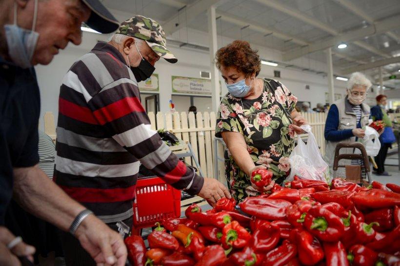 """Cum știm că legumele pe care le mâncăm sunt sănătoase. Dr. Laura Ene: """"Să ne ghidăm după aceste repere"""""""