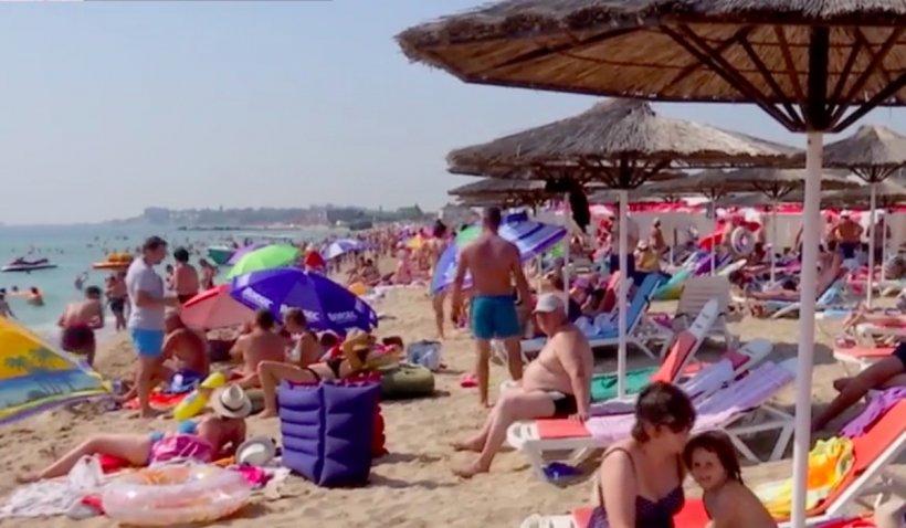 Părinții, amendați dacă cer salvamarilor să caute un copil dispărut pe plajă