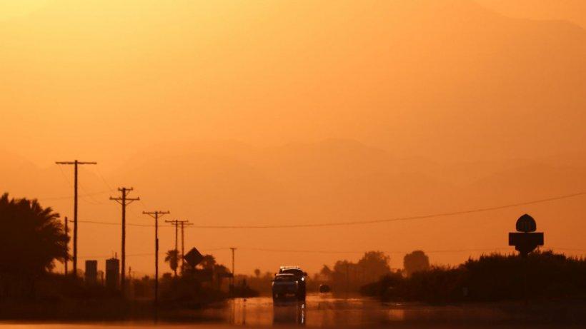 Caniculă insuportabilă în România! Cod portocaliu și cod galben pentru aproape toată țara